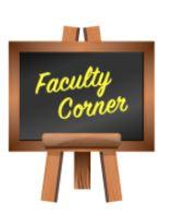 Faculty corner image