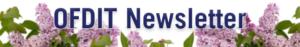 March 2021 newsletter banner